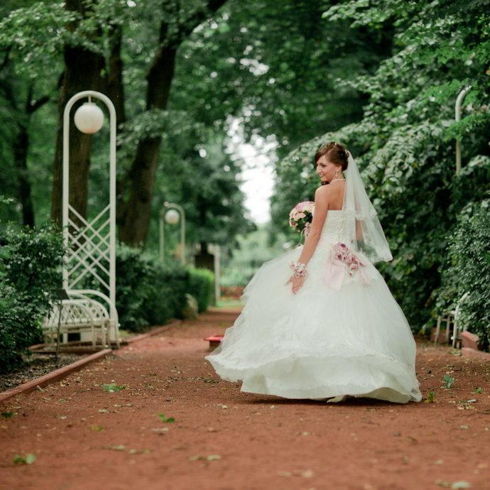 Тамада на свадьбу в Ярославле Анна Шанель фото Екатерины и Антона свадьба 29.06.2012