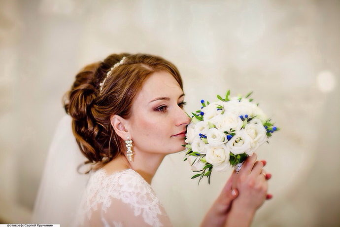 Ведущая на свадьбу в Ярославле Анна Шанель фото Елены и Артёма