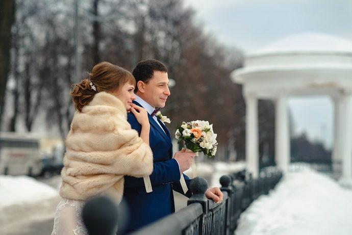 Ведущая на свадьбу в Ярославле Анна Шанель фото Алёны и Евгения