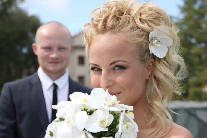Ведущая на свадьбу в Ярославле Анна Шанель фото Артём и Елены