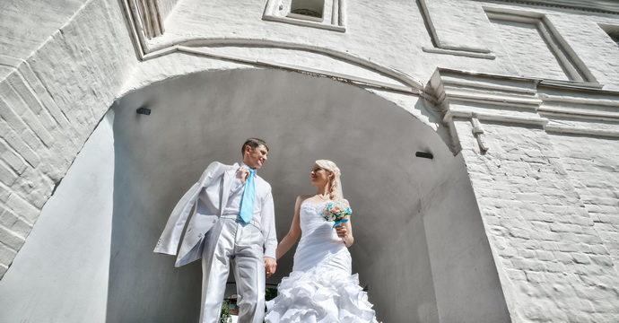 Тамада на свадьбу в Ярославле Анна Шанель фото Дины и Артёма
