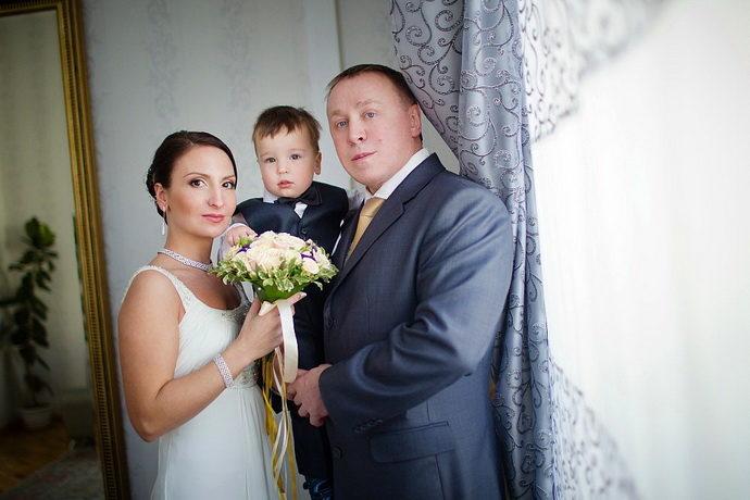Ведущая на свадьбу в Ярославле Анна Шанель фото Ирины и Сергея
