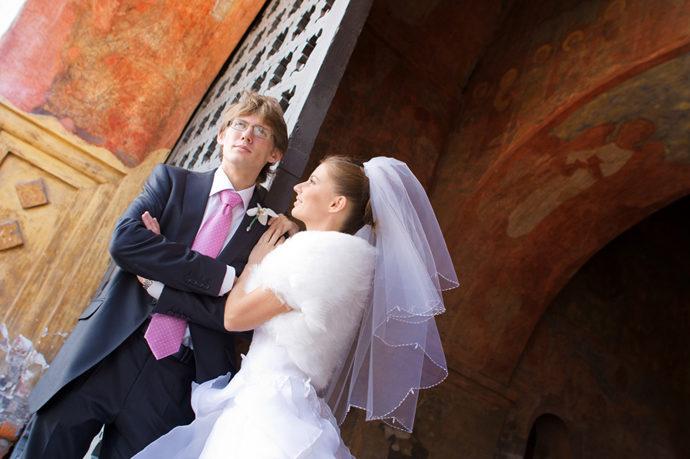 Свадьба в Ярославле октябрь 2010