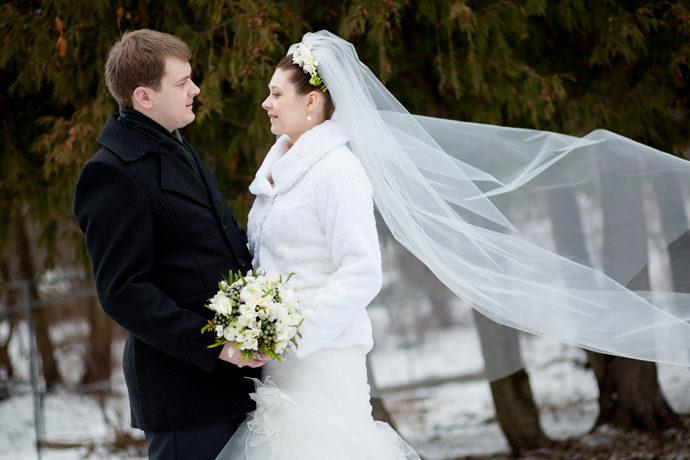 Свадьба в Ярославле февраль 2014