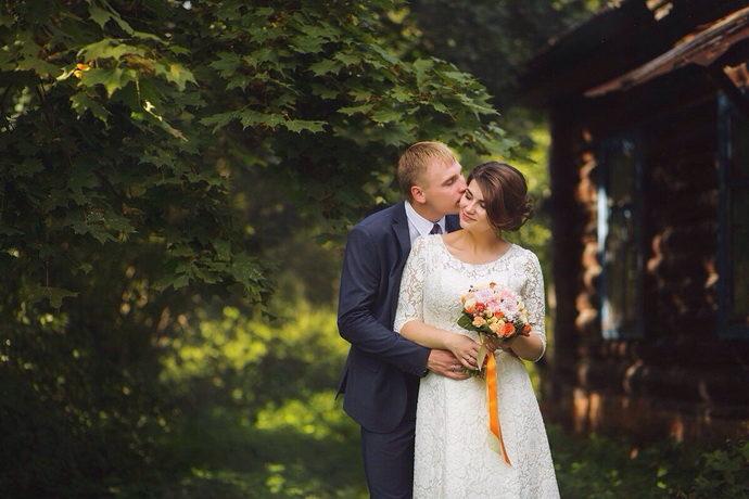 Ведущая на свадьбу в Ярославле Анна Шанель фото Анны и Дениса
