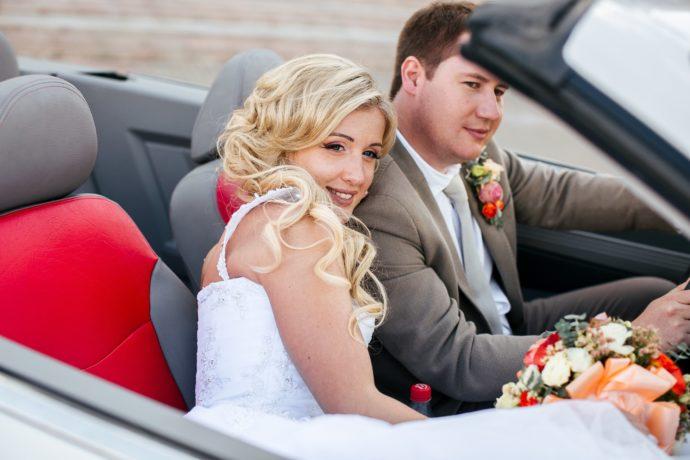 Ведущая на свадьбу в Ярославле Анна Шанель фото Людмилы и Николая