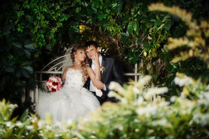 Ведущая на свадьбу в Ярославле Анна Шанель фото Михаила и Виктории