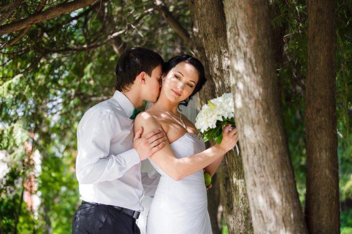 Ведущая на свадьбу в Ярославле Анна Шанель фото Максима и Марины