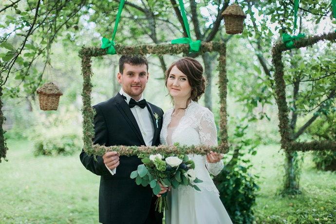 Тамада на свадьбу в Ярославле Анна Шанель фото Ивана и Кристины