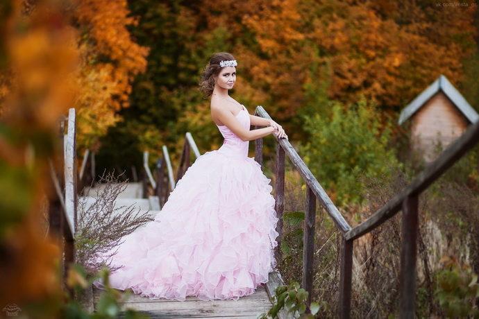Тамада на свадьбу в Ярославле Анна Шанель фото невесты