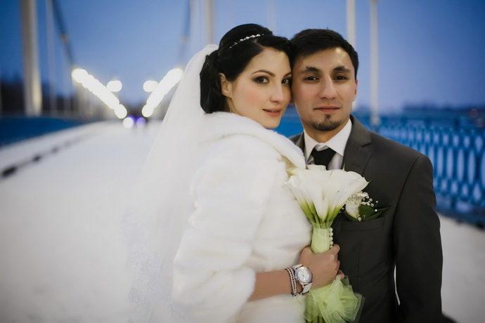 Ведущая на свадьбу в Ярославле Анна Шанель фото Анвара и Лилии
